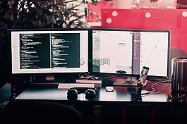 計算機,計算機技術,房間