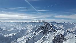 粗糙的號角,高山,tannheimer 山