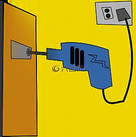 工业,电子产品,电力