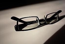 眼镜,眼镜盒,优雅