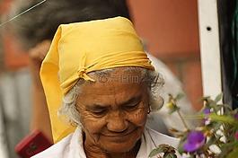 老年齡,圖像,地區