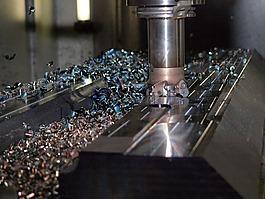 銑削,加工,行業