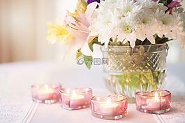 鮮花,情人節,心