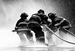 消防員,索諾瑪,水