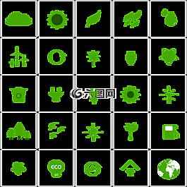 綠色生活,生態,環境