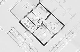 建設計劃,平面圖,建筑的