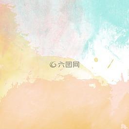 水彩,颜料,色彩