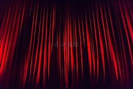 舞台幕布,窗帘,阶段