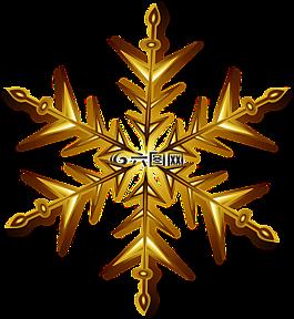 明星,金,圣诞节