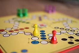 板,游戏,竞争