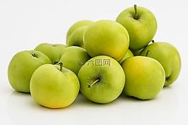 蘋果,水果,綠色
