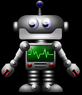 可爱的,android 系统,人工