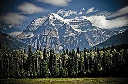 山,高峰,山脈
