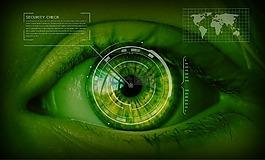 安全,安全概念,眼睛