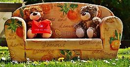 泰迪熊,母亲节,爱情