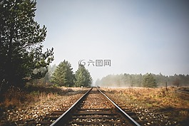 鐵路,曲目,風景