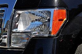 福特f150,頭燈,光