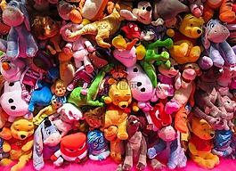 玩具,毛絨玩具,毛圖