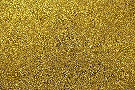 闪光,黄金,金属