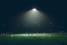 足球,游戏,比赛