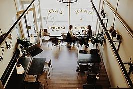 咖啡廳,餐廳,咖啡