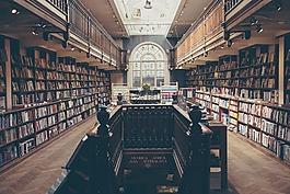 库,书籍,教育