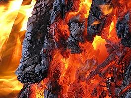 火,燃燒,火焰