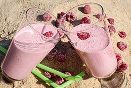 喝,圆润的,水果