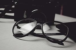 眼镜,办公室,业务