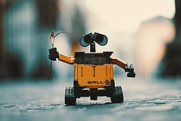 wall-e,機器人,玩具