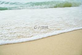 見,海邊,海灘