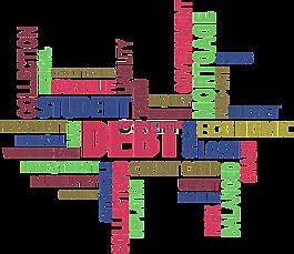 债务,贷款,学生