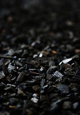 碳,黑色,木炭