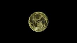 滿月,衛星,月亮