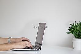 成人,業務,計算機