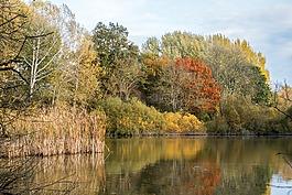 leinemasch,拉特策恩,水域