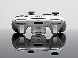 的xbox,游戏,手柄