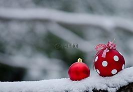 冬天,雪,節日的問候
