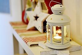 灯笼,光,圣诞节