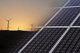 可再生,能源,環境