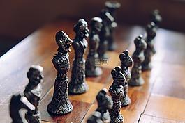 棋,游戏,乐趣