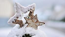 雪,冬天,寒冬