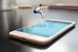智能手機,iphone,蘋果