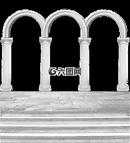拱門,商場,列
