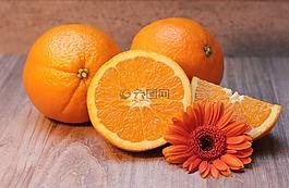 橙色,橙,柑橘类水果
