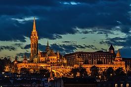 布達佩斯,教堂,建筑