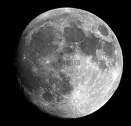 滿月,月亮,光明