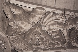 楣,圣米迦勒,st 格奧爾格 ·