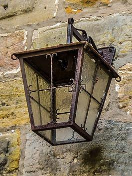 燈籠,老,中世紀