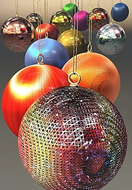 小玩意,裝飾,圣誕節